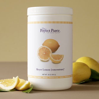 Meyer Lemon Concentrate The Perfect Puree Of Napa Valley