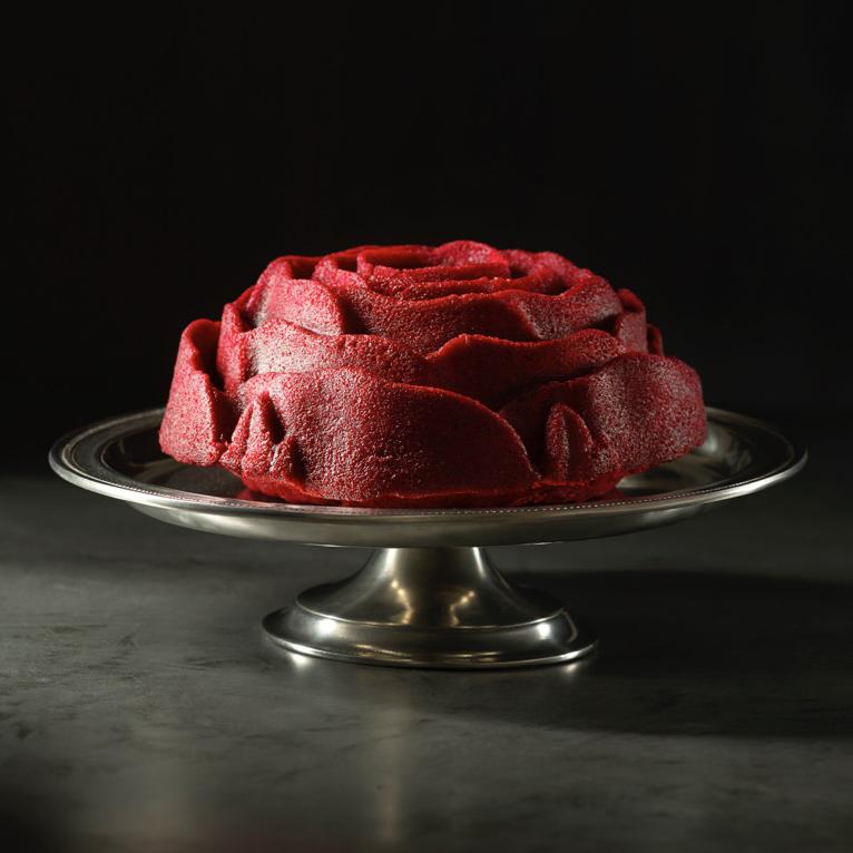 The Red Velvet Rose