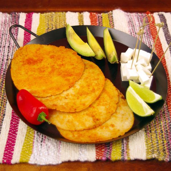 Red Jalapeño Tortillas